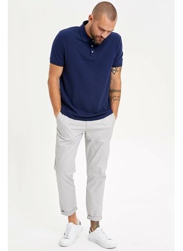 DeFacto Polo T-shirt Lacivert
